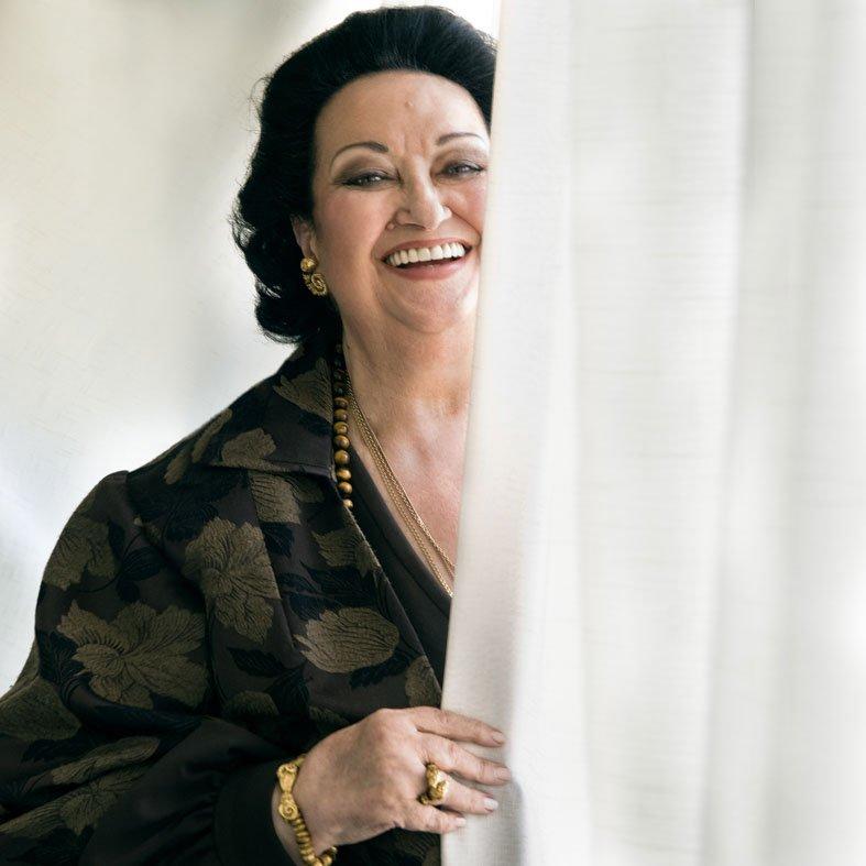 Montserrat Caballé Ph - Luis Malibrán