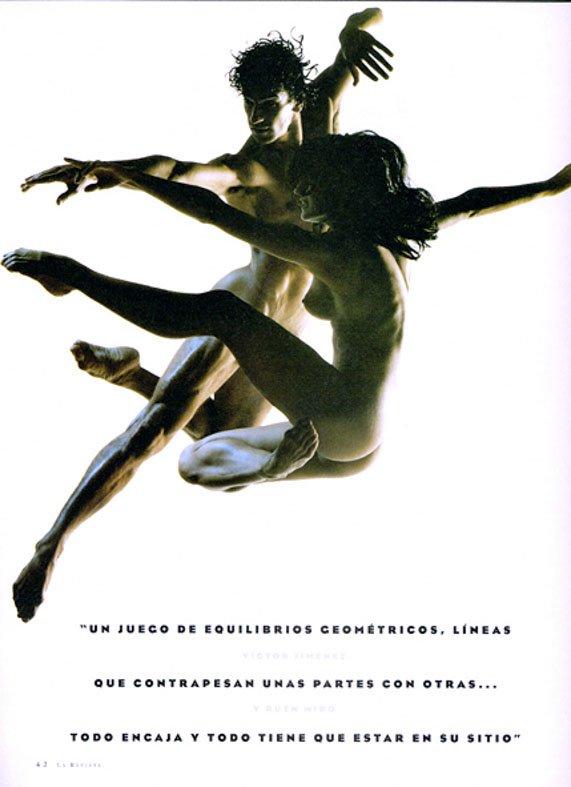Cuerpos de danza Víctor Ullate - Luis Malibran